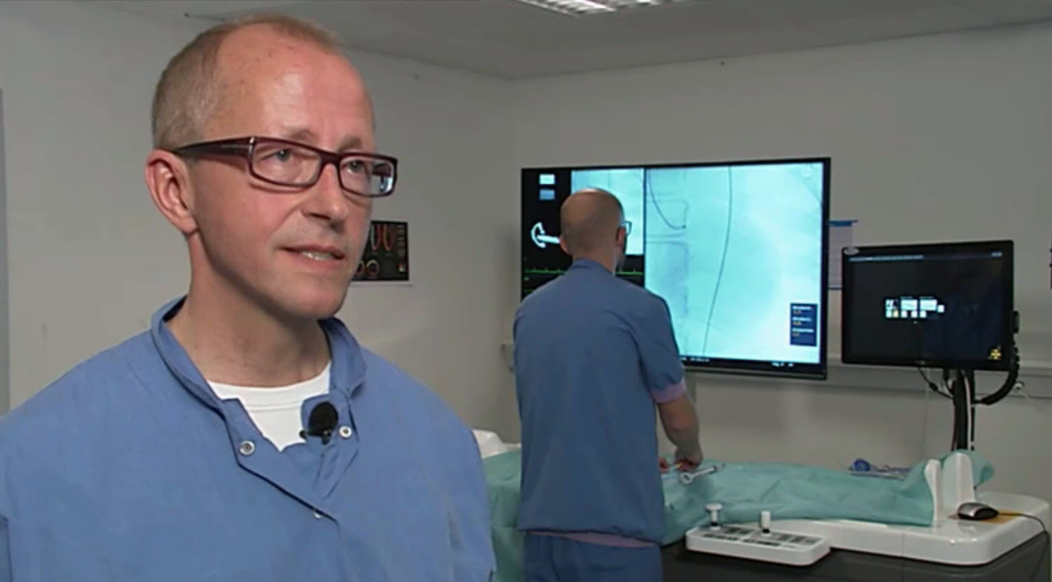 Mentice VIST-Lab at Aalborg University Hospital Video