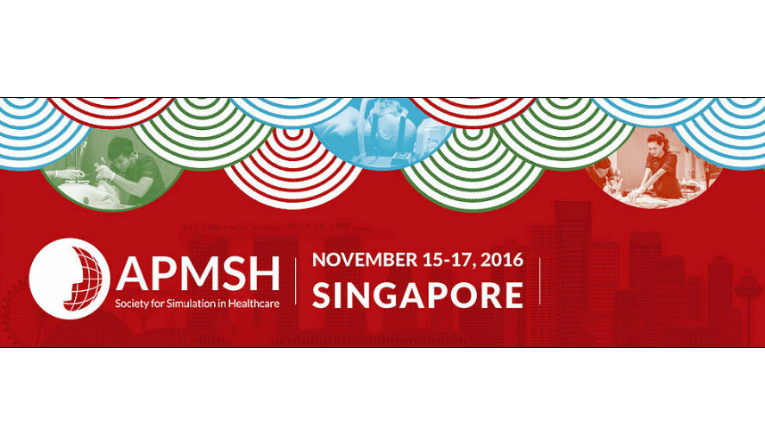 Mentice will be present at APMSH in Singapore!